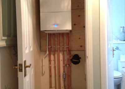Bev Cook, boiler upgrade2