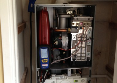 Boiler Service, Flue Gas Analysis