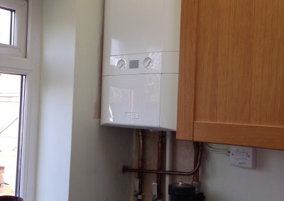 Vic Bleming, Boiler Upgrade